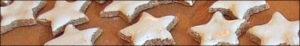 Titelbild - Plätzchen backen - Zimtsterne